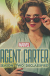 Marvels Agent Carter Season Two Declassified Slipcase HC