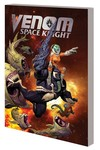 Venom Space Knight TPB Vol. 01 Agent of Cosmos