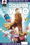 Doctor Who 10th Year 2 #12 (Cover E - Doctor Who Day)