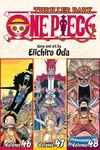 One Piece 3-in-1 TPB Vol. 16
