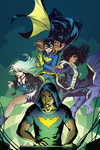 Batgirl And The Birds Of Prey #11 (Shirahama Variant Cover Edition)