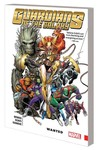 Guardians of the Galaxy New Guard TPB Vol. 02 Wanted