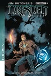 Jim Butcher Dresden Files Dog Men #1 (of 6)
