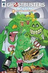 Ghostbusters Crossing Over #4 (Retailer 10 Copy Incentive Variant)