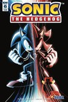 Sonic the Hedgehog #6 (Cover B - Gray)