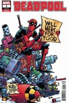 Deadpool #1 (Skottie Young Variant)
