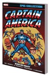 Captain America Epic Collection TPB Hero or Hoax