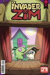 Invader Zim #32 (Cover B - Green Variant)