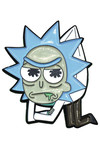 Rick and Morty Hanging Rick Lapel Pin