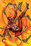 Deadpool #14 (Brooks Spider-Man Fantastic Four Suit Variant)