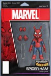 Spider-Man Annual #1 (Christopher Action Figure Variant)