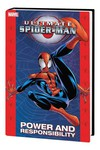 Spider-Man HC: Ultimate  Power & Responsibility Marvel Select