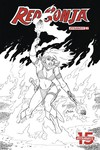 Red Sonja #5 (Retailer 20 Copy Incentive Variant)