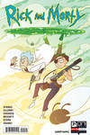 Rick & Morty #51 (Cover B - Trizzino)