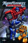 Transformers Armada TPB Vol. 1 - nick & dent