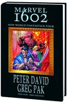 Marvel 1602 Prem HC New World Fantastick Four