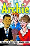 Archie Obama & Palin in Riverdale TPB