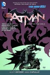 Batman Night of the Owls TPB