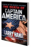 Captain America Death Of Ca Prose Novel Mass Market TPB
