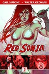 Red Sonja TPB Vol. 02 Art Blood & Fire