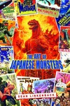 Art Japanese Monsters Godzilla Gamera & Sf Film Art SC