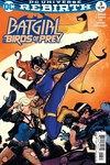Batgirl And The Birds Of Prey #3 (Variant Cover Edition)