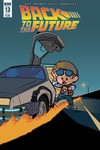 Back To The Future #13 (Subscription Variant)