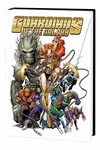 Guardians of the Galaxy Prem HC Vol. 02 New Guard Wanted