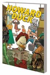 Howard the Duck TPB Vol. 02 Good Night Good Duck