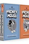 Disney Mickey Mouse Box Set HC Vol. 09 & 10