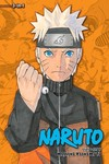 Naruto 3in1 TPB Vol. 16