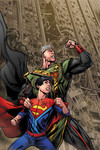 Action Comics #990 (Leisten & Edwards Variant Cover Edition)