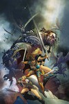Odyssey of the Amazons TPB