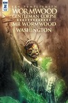Wormwood Goes To Washington #2 (of 3) (Cover B - Templesmith)
