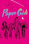 Paper Girls Deluxe Ed HC Vol. 01