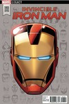 Invincible Iron Man #593 (McKone Legacy Headshot Variant Cover Edition)