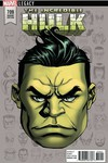 Incredible Hulk #709 (McKone Legacy Headshot Variant Cover Edition)