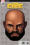 Luke Cage #166 (McKone Legacy Headshot Variant Cover Edition)