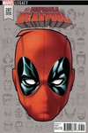 Despicable Deadpool #287 (McKone Legacy Headshot Variant Cover Edition)