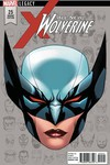 All New Wolverine #25 (McKone Legacy Headshot Variant Cover Edition)