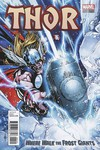 Thor Where Walk The Frost Giants #1 (Howard Variant Cover Edition)