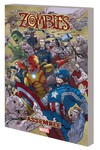 Zombies Assemble Manga TPB Vol. 01