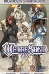 Brandon Sanderson White Sand HC Vol. 02