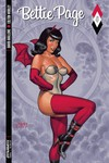 Bettie Page #4 (Cover A - Linsner)