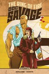 Doc Savage Ring of Fire TPB