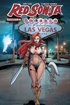 Red Sonja #10 (Cover E - Gomez Subscription Variant)