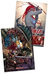 Red Sonja Trading Cards Preview Set