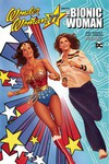 Wonder Woman 77 Bionic Woman TPB