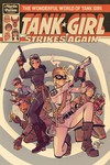 Wonderful World Of Tank Girl #1 (Cover A - Parson)