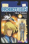 Robotech #4 (Cover C - Action Figure Variant)